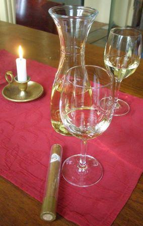 Wineandcigar