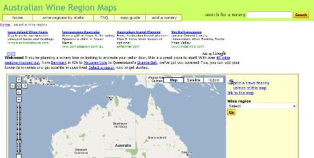 Australian wine regions map web