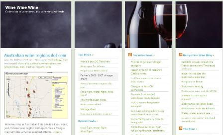 Snapshot wine regions web
