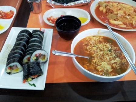 manchester korean food