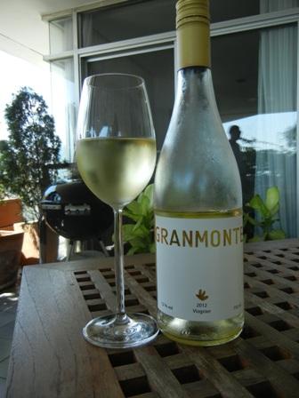Gran Monte Viognier 2012