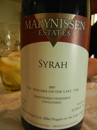 Marynissen Syrah 2