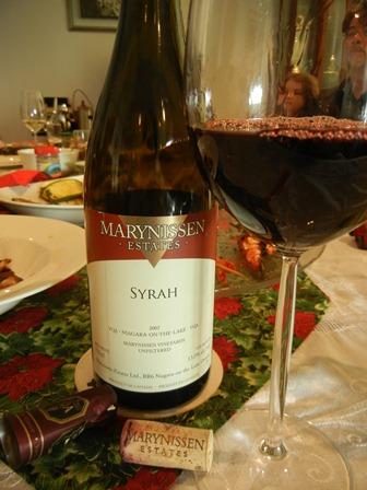 Marynissen Syrah