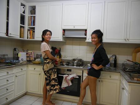 Asoke cooks